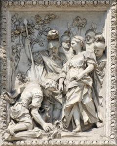 relief_maiden_fontana_di_trevi_roma